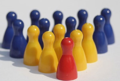 Image of bowling pins depicting the need to take aim and form project steering committees.