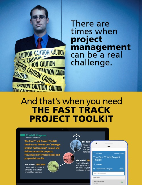 The Fast Track Project Toolkit